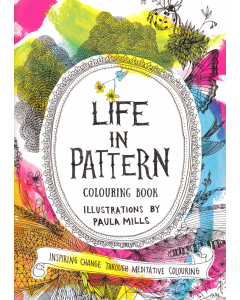 Life in Pattern Colouring Book