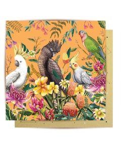 Greeting Card - Floral Paridiso