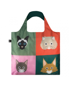 Cats Shopping Bag