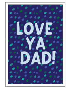 Love Ya Dad Card