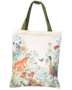 Love from Downunder - Cotton tote bag