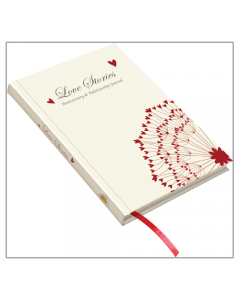 Love Stories Anniversary & Relationship Journal