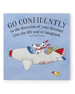 Magnet - Go confidently in the direction......