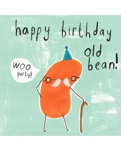 Happy Birthday old bean!