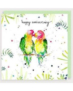 Anniversary - Two 'loving' birds