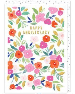 Anniversary - Flowers