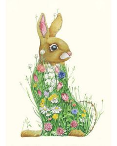 Bunny in a meadow