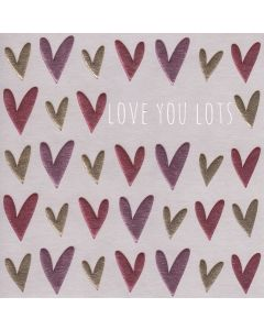'Love You Lots' Card