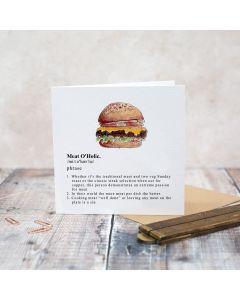 Meat O' Holic - Burger