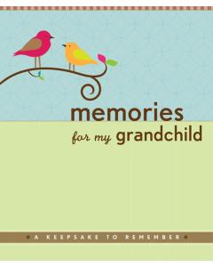 'Memories for My Grandchild' Book