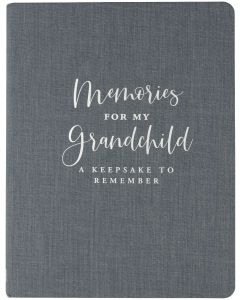 Memories for my Grandchild - A Keepsake to remember