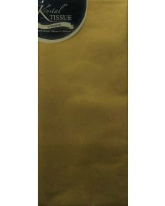 Tissue Paper - Gold (3 sheets)