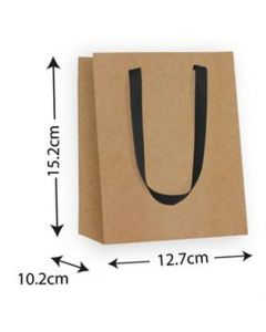 Gift Bag (Small) - Kraft