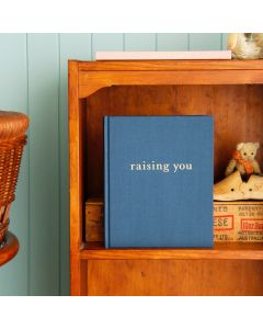 Raising You - Letters To My Baby in Blue