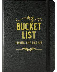 My Bucket List - fill-in Journal
