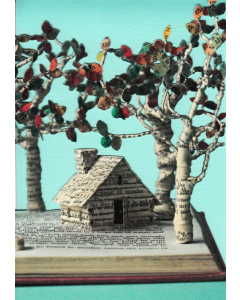 Paper Forest Card