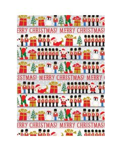 Nutcracker & friends Christmas Wrapping Paper