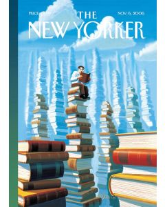 The New Yorker Cover - Bookopolis