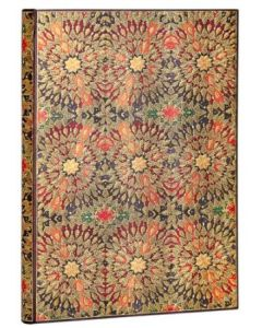 Fire Flowers -  Grande size Unlined Journal