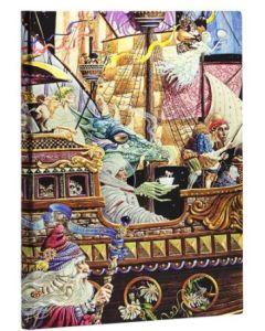 Maiden Voyage -  Grande size Unlined Journal