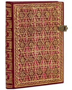 ALLUVIUM - Mini size Lined journal