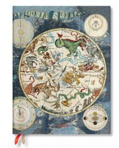 SALE - 2020 ULTRA Diary - Celestial Planisphere