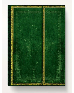 Old Leather Jade Mini Wrap Journal