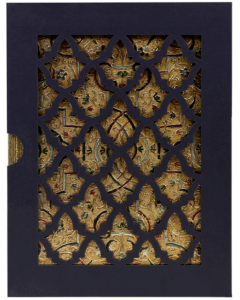 Gold Inlay Ultra 10-Year Journal