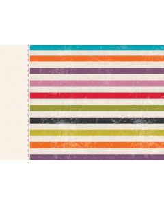 Candy Stripe Pocket Album