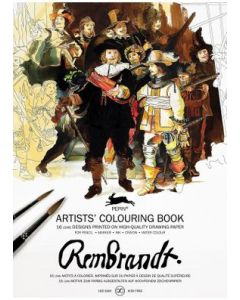 Artists' Colouring book - Rembrandt