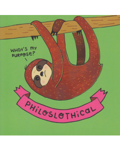 Philoslothical Card