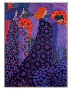 Greeting Card - Princess from A Thousand and One Nights