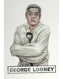 Greeting Card - George Looney
