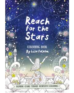 Reach for the Stars Colouring Book