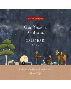 2022 CALENDAR - Our Year in Australia