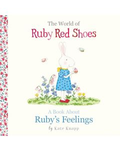 Ruby Red Shoes Picture Book - Ruby's Feelings
