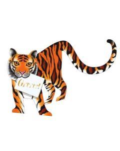 3D Tiger Card - Have a GRRRRREAT day