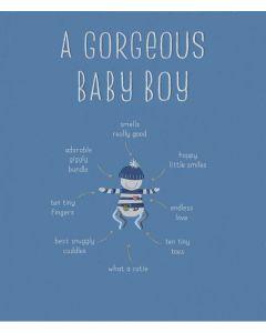 BABY Boy - 'Gorgeous' diagram