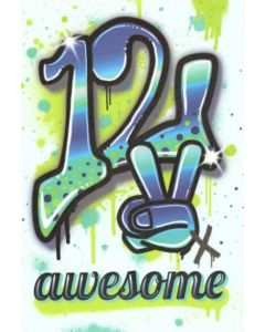 AGE 12 - '12 AWESOME'