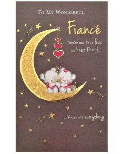 FIANCÉ Card - True Love