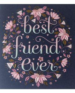 Birthday Card - Best Friend Ever