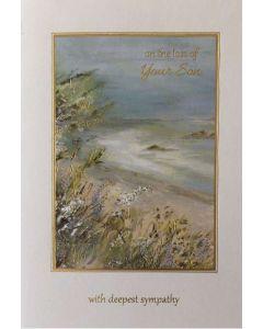 Loss of SON Sympathy - Calming seascape