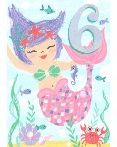 AGE 6 - Mermaid