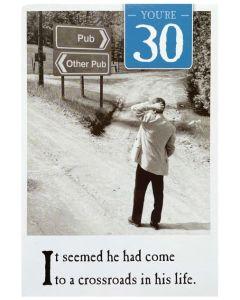 30th Birthday - Pub Crossroads
