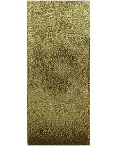 Ribbon - Gold Glitter 38mm wide