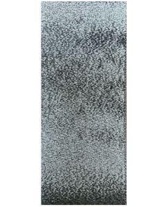 Ribbon - Silver Glitter 38mm wide