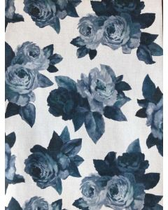 Folded Wrapping Paper - Roses