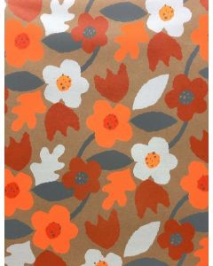 Folded Wrapping Paper - Paper Blooms