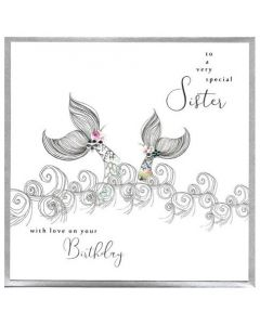 Sister Birthday - Pretty fish in the sea