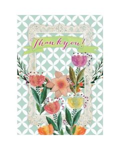 'Thankyou!' BIG Card